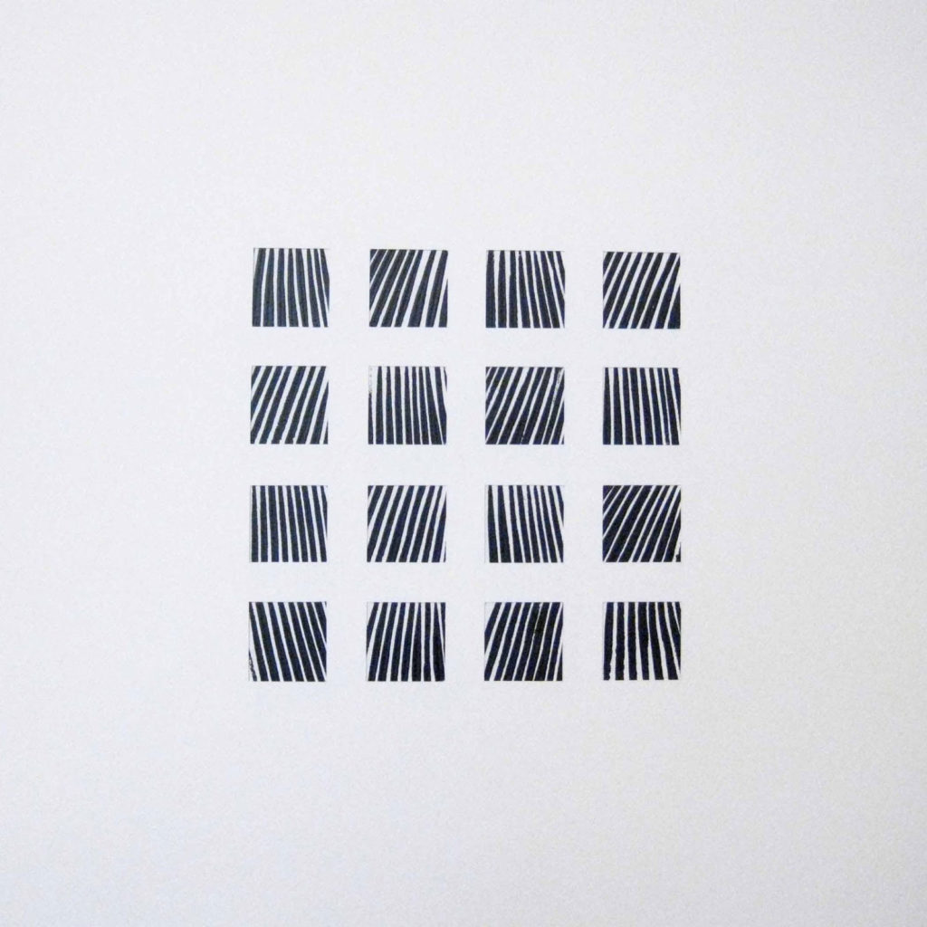 Serial carré 13