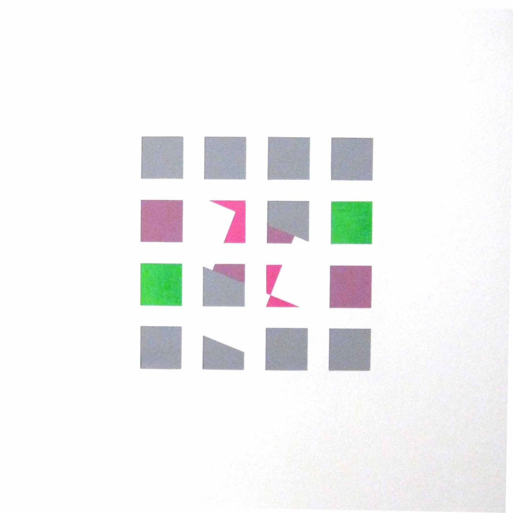 Serial carré 15