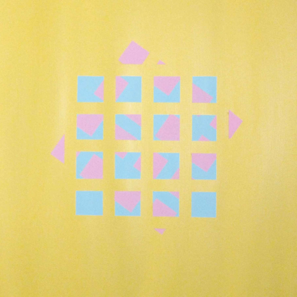 Serial carré 24