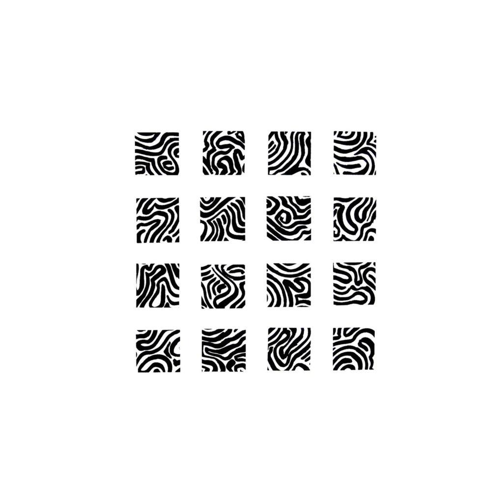 Serial carré 27