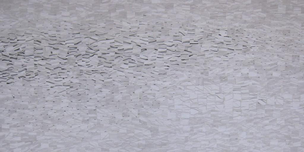 Loire en qipao blanc