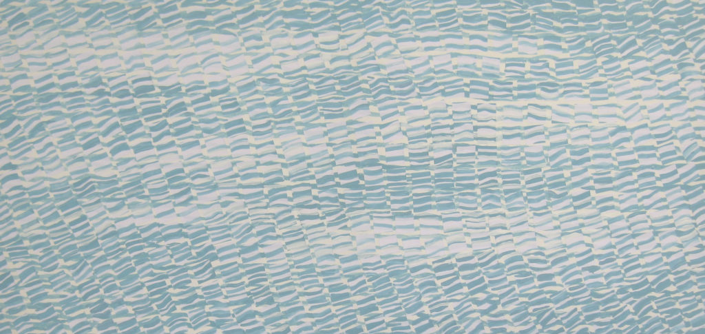 La Loire en bleu